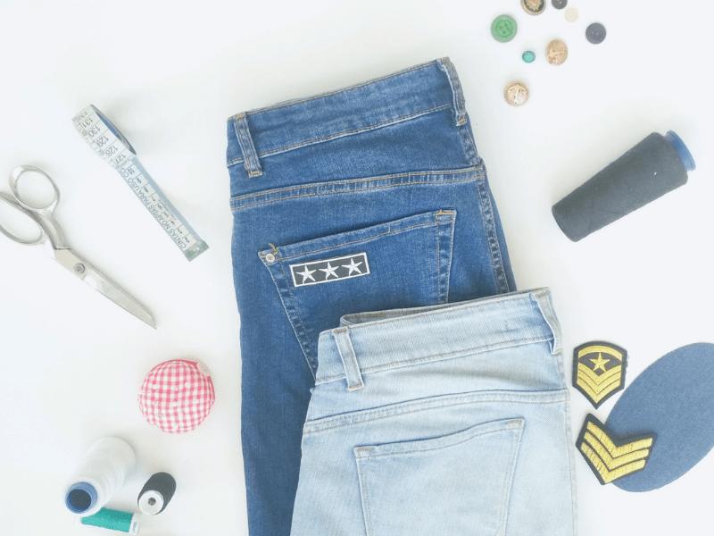 La Guia Completa Para Reparar Y Customizar Jeans Thread Stories